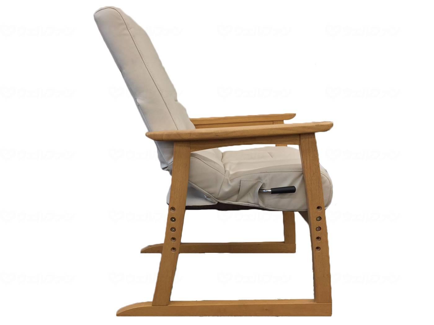 円背椅子やすらぎ2の画像