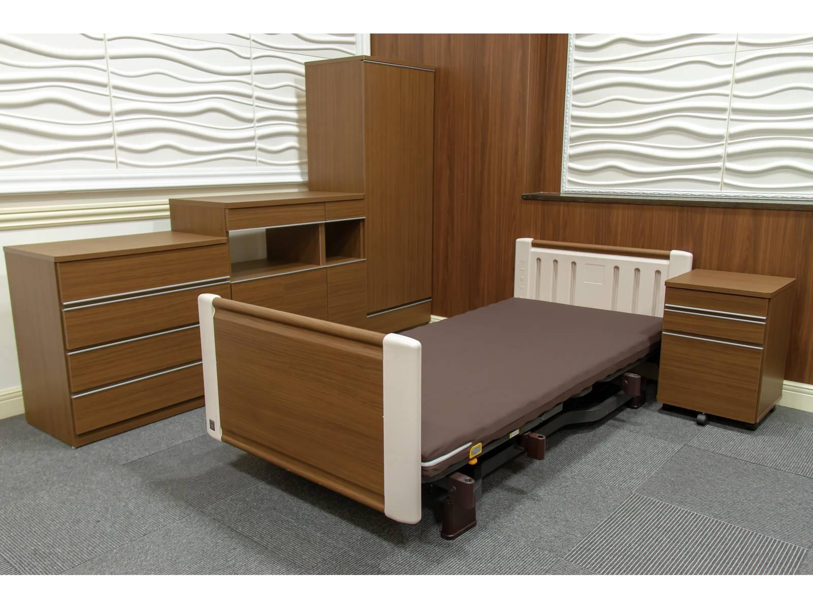 リハ家具 ワードローブの画像