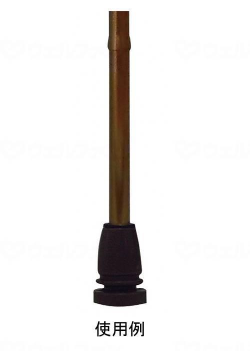 フレキシブル脚ゴム(杖先ゴム)の画像