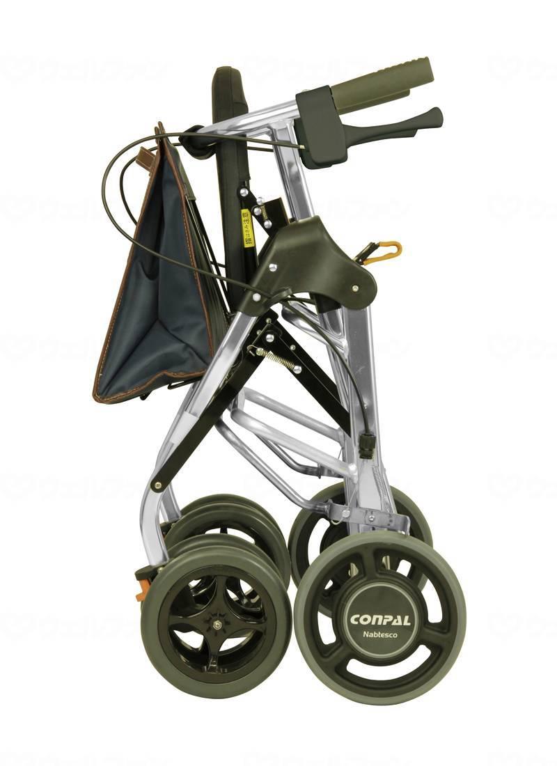 抵抗器付歩行車 テイコブ リトルRの画像