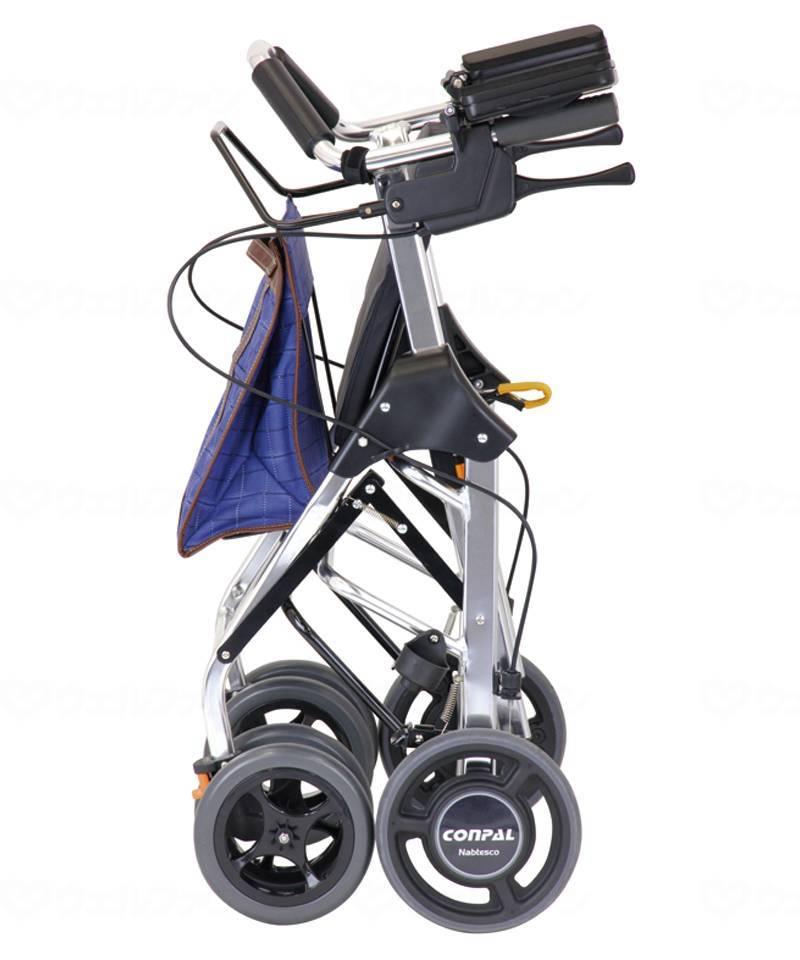 抑速ブレーキ付歩行車 テイコブ リトルRFの画像