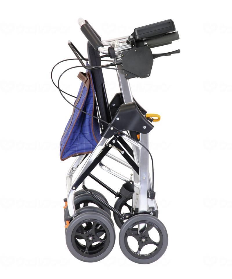 馬蹄型歩行車 テイコブ リトルFの画像