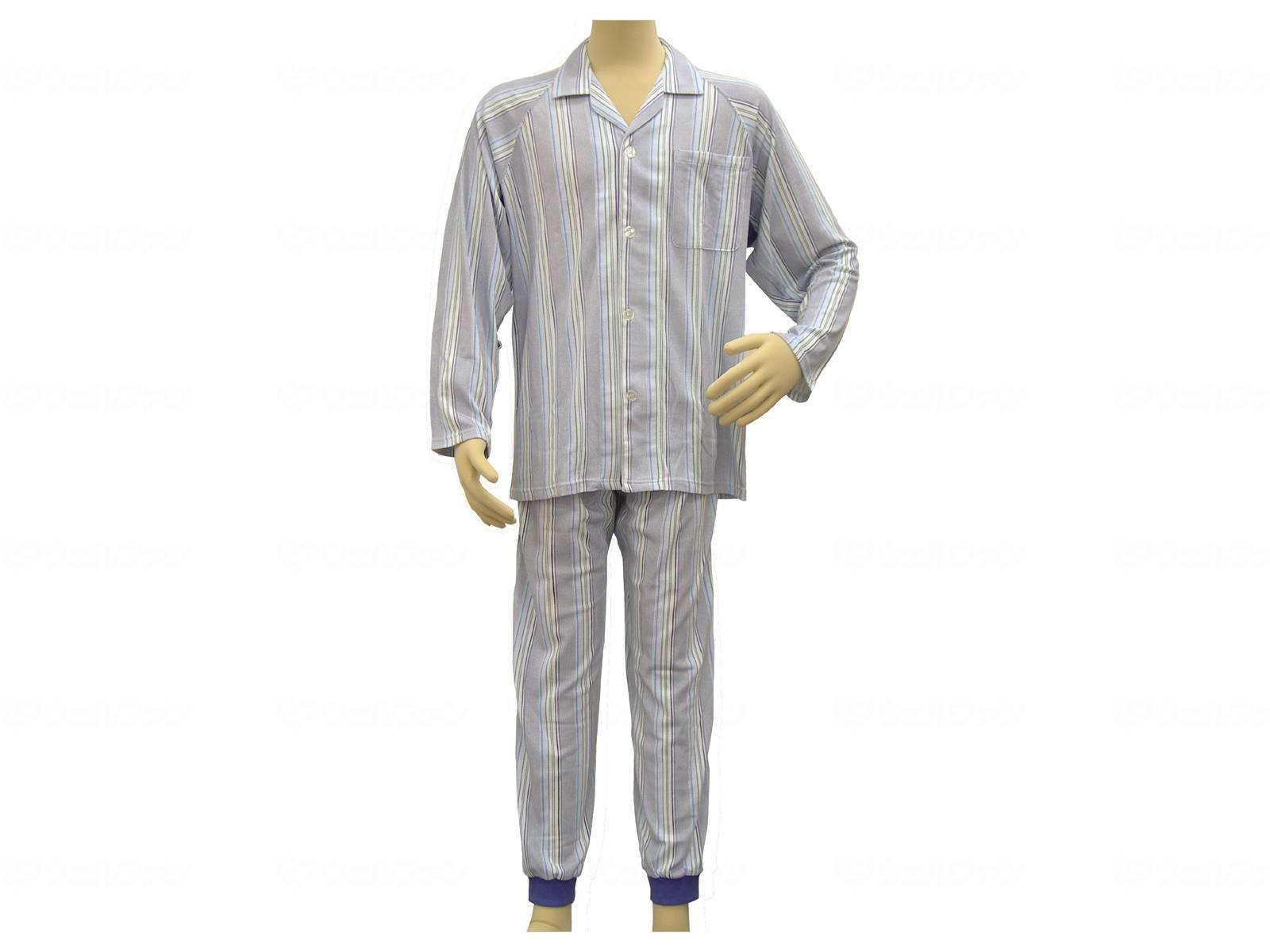 簡単着替えパジャマ 紳士用