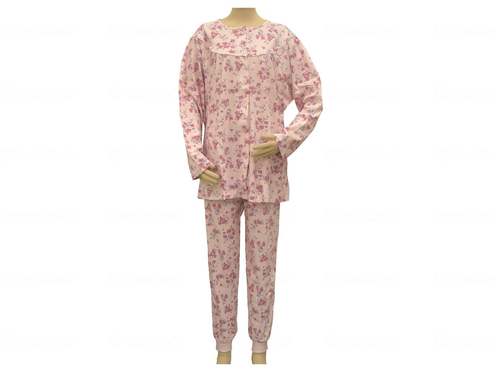 簡単着替えパジャマ 婦人用