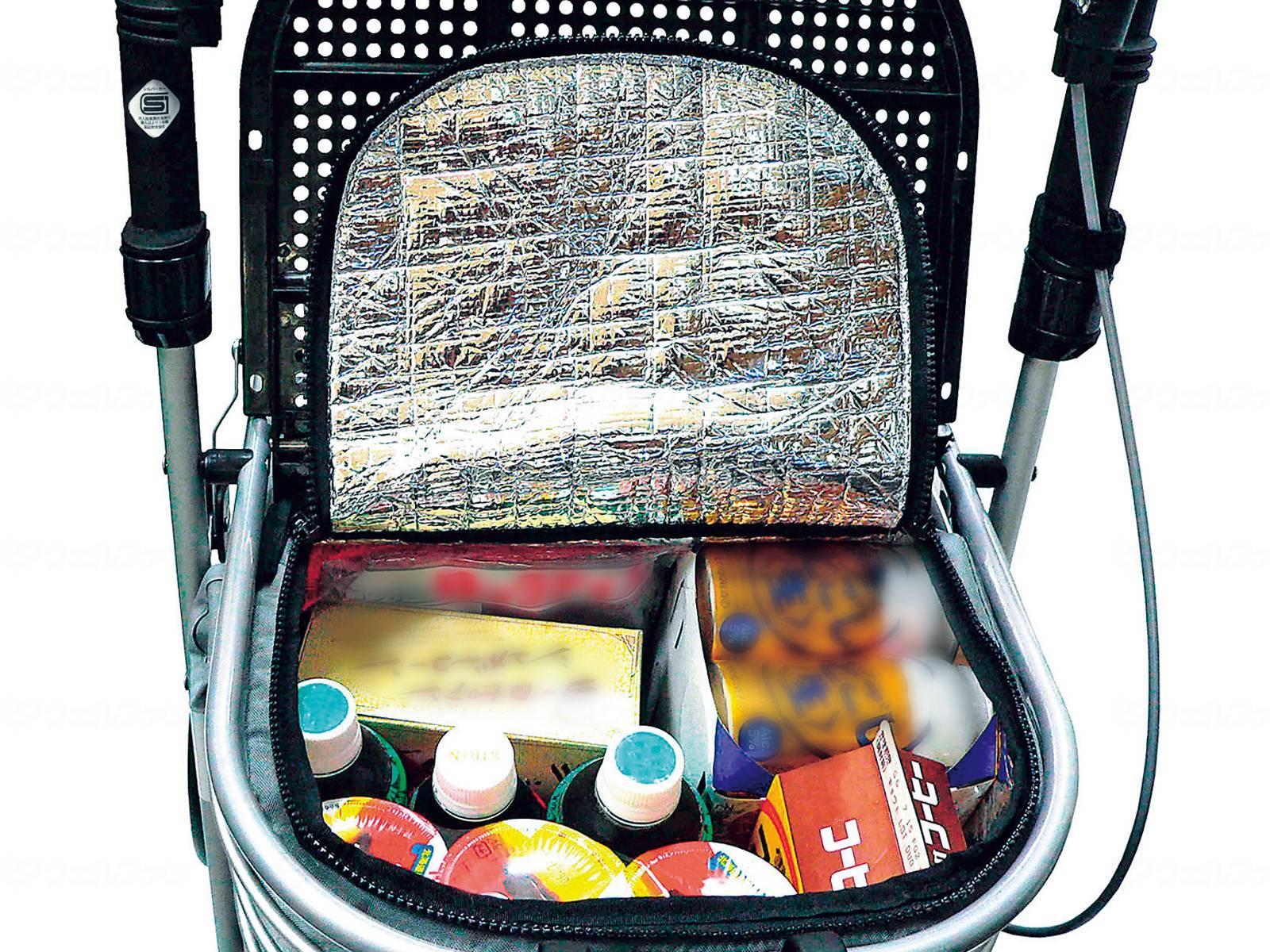 ハーモニーAL・ALS用 保冷バッグの画像