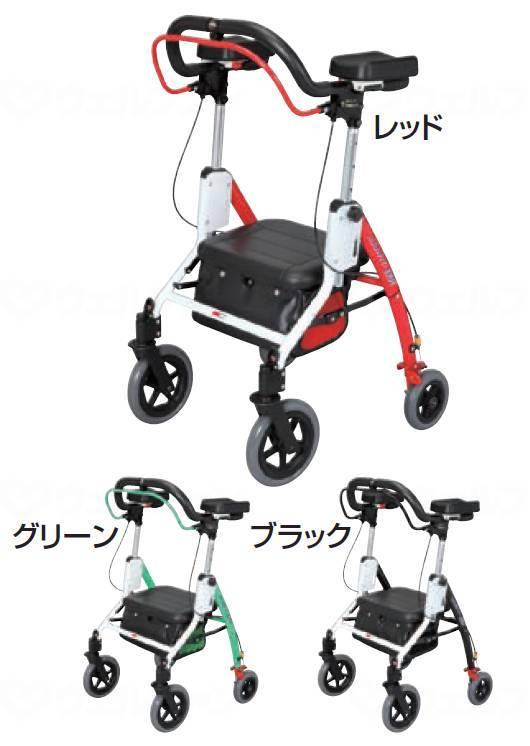 アームフィットEXR 室内外兼用歩行車の画像