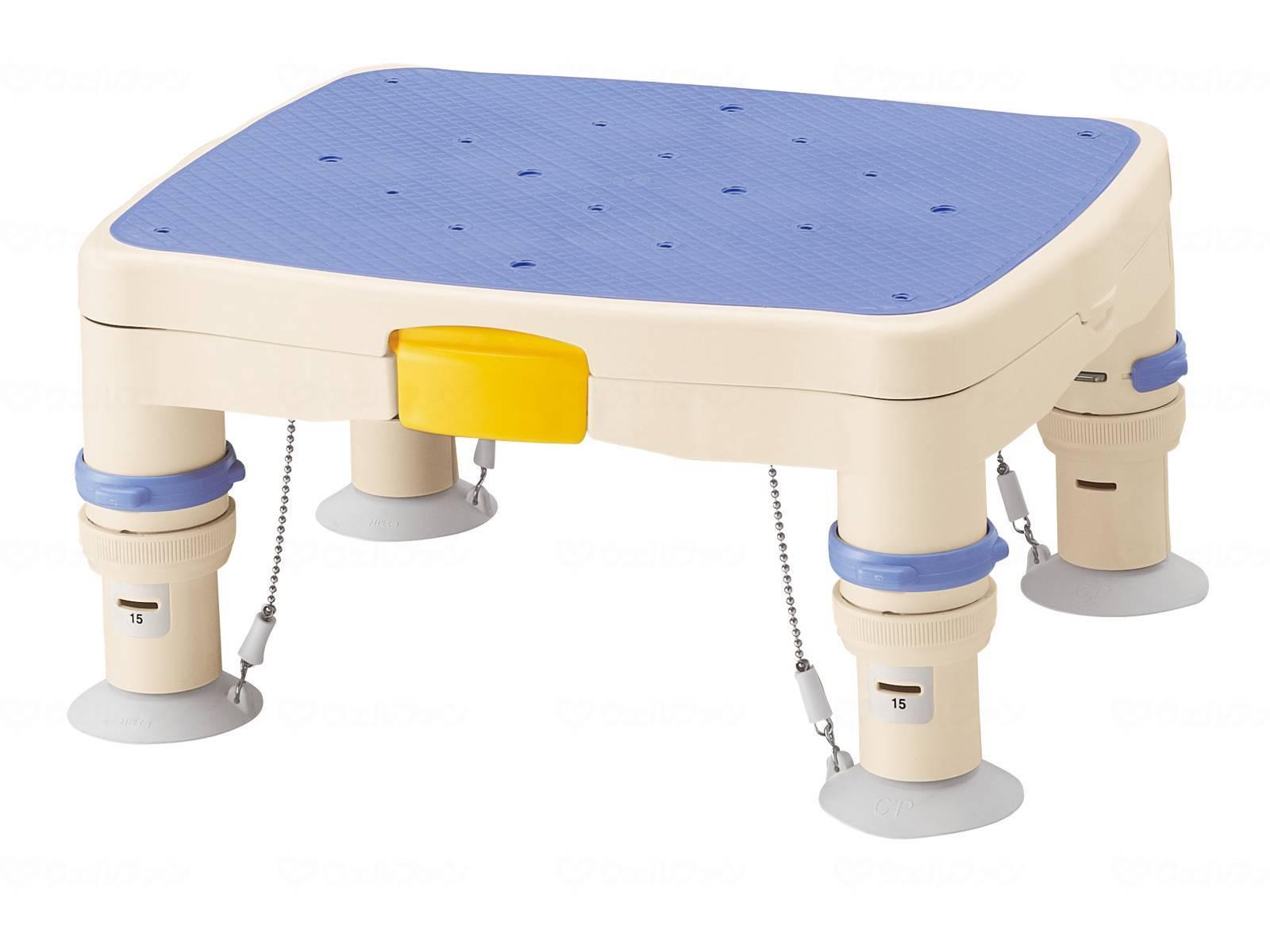 高さ調節付浴槽台R(滑り止めシート)の画像