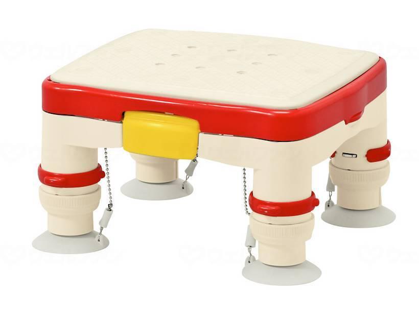 高さ調節付浴槽台R(ミニソフトクッション)の画像