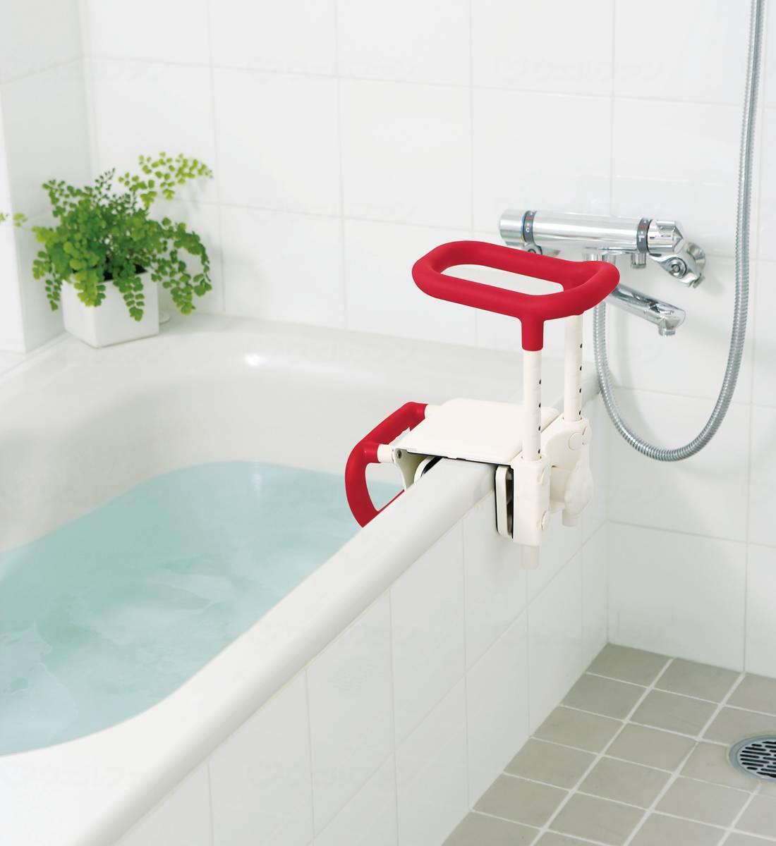 浴槽手すりUST-165Wの画像