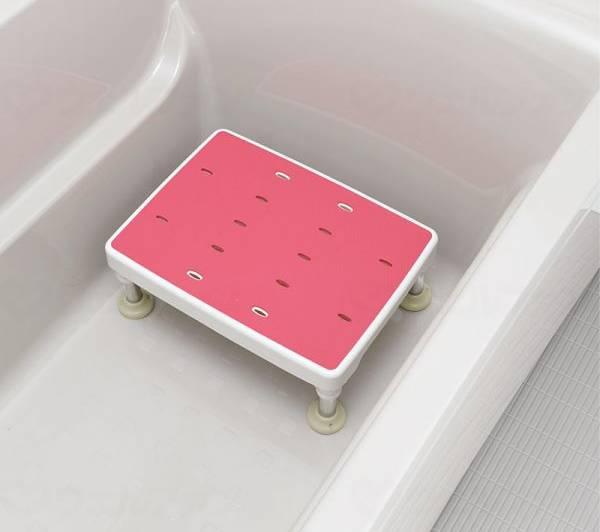 すべり止め浴槽台N(防カビプラス)  ワイドの画像