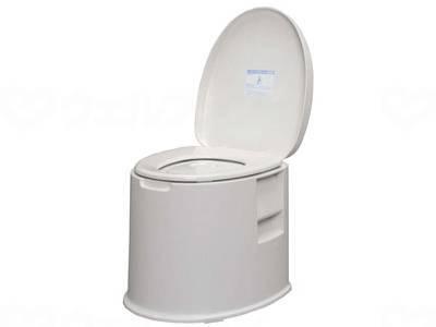 ポータブルトイレの画像