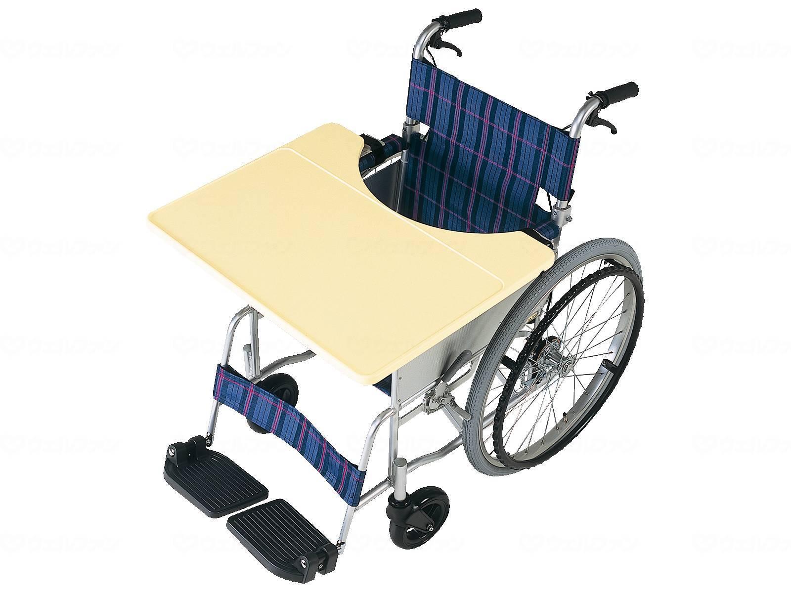 車椅子用テーブル「これべんり」 軽量タイプの画像