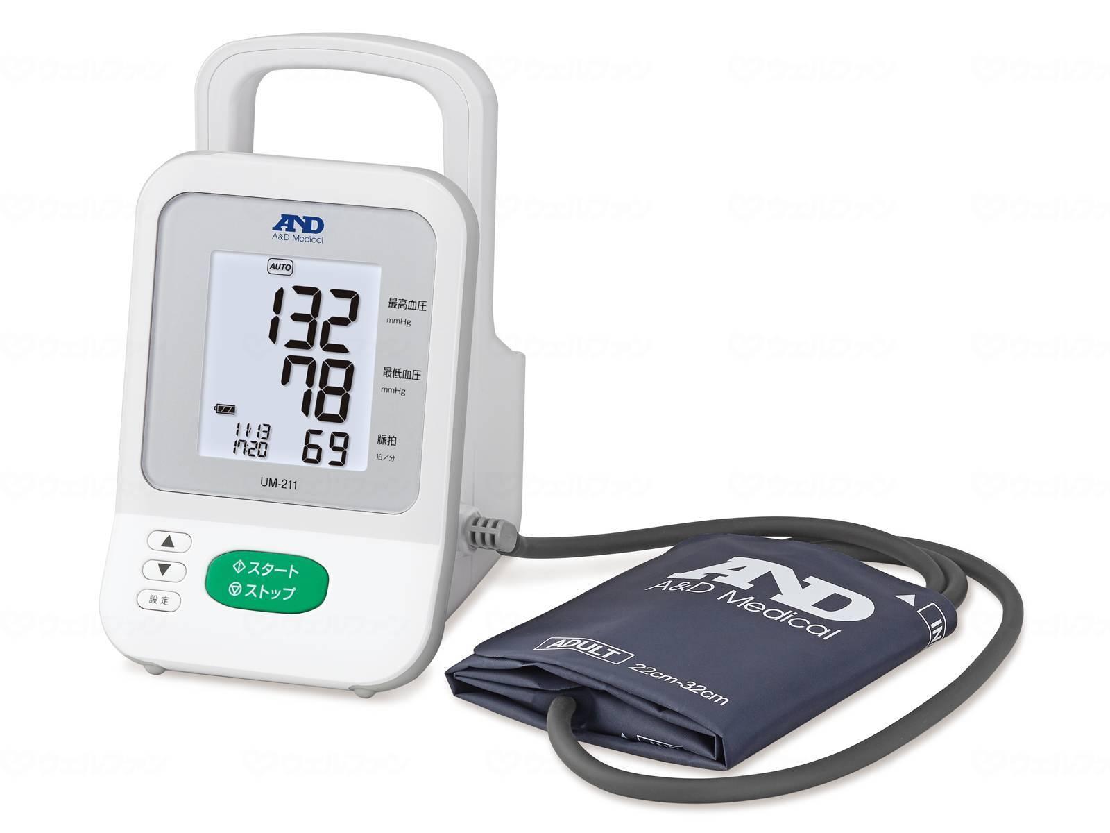 医用電子血圧計の画像