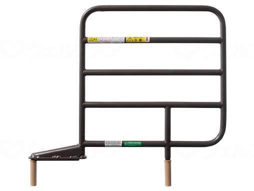 レギュラーサイドレール(2本組)PA505・75cm