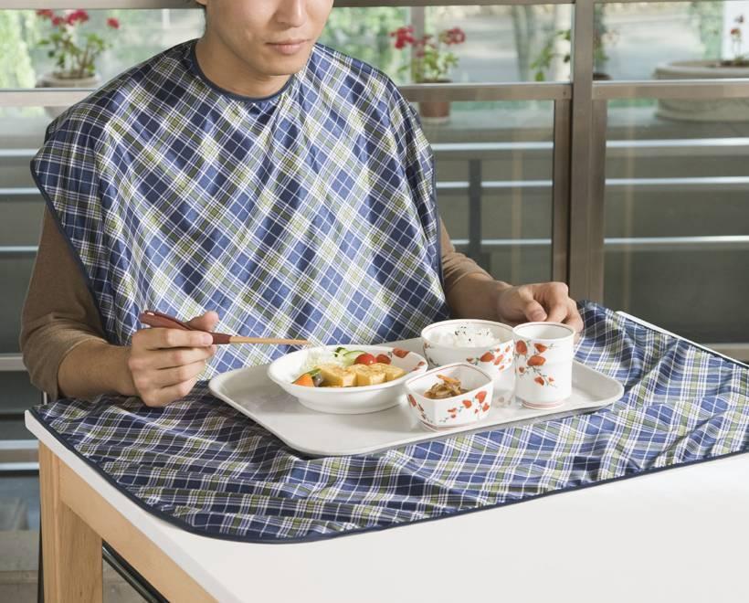 食事前掛(超撥水)の画像