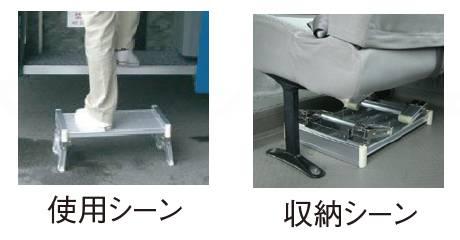 ユニバステップコンパクト(折りたたみ式)の画像