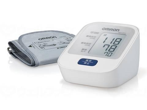 自動血圧計(上腕式) HEM-8712の画像