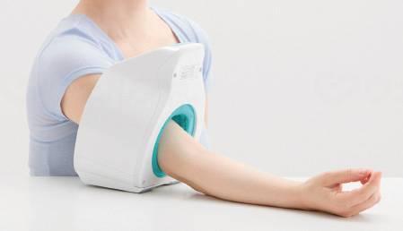 電子血圧計ES-P2020ZZの画像