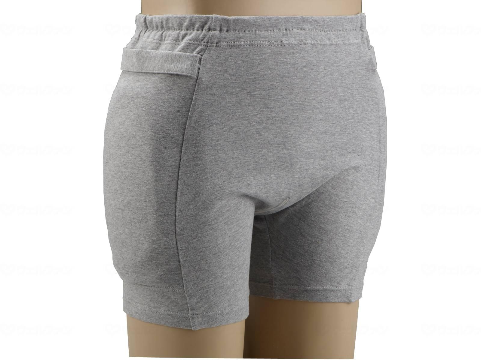 ラ・クッションパンツ男性用の画像