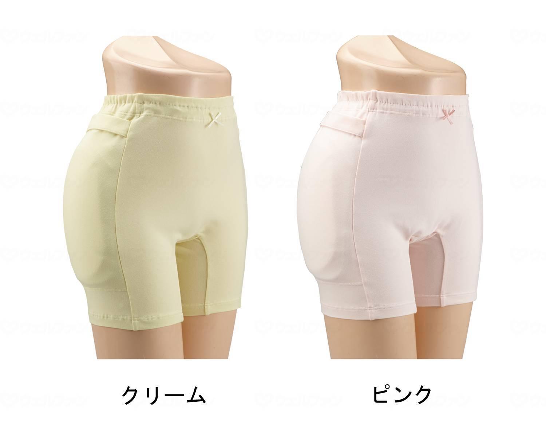 ラ・クッションパンツ女性用の画像