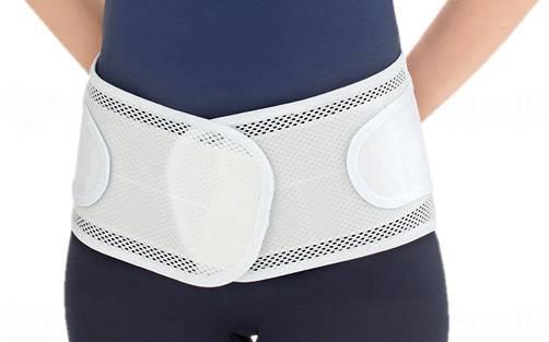 腰痛ベルト ベルエット メッシュタイプの画像