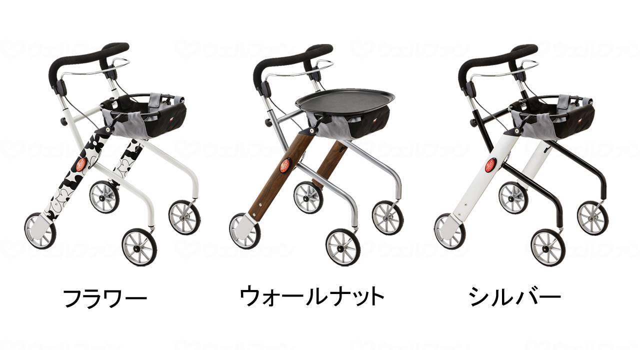 室内用歩行車レッツゴーミニの画像