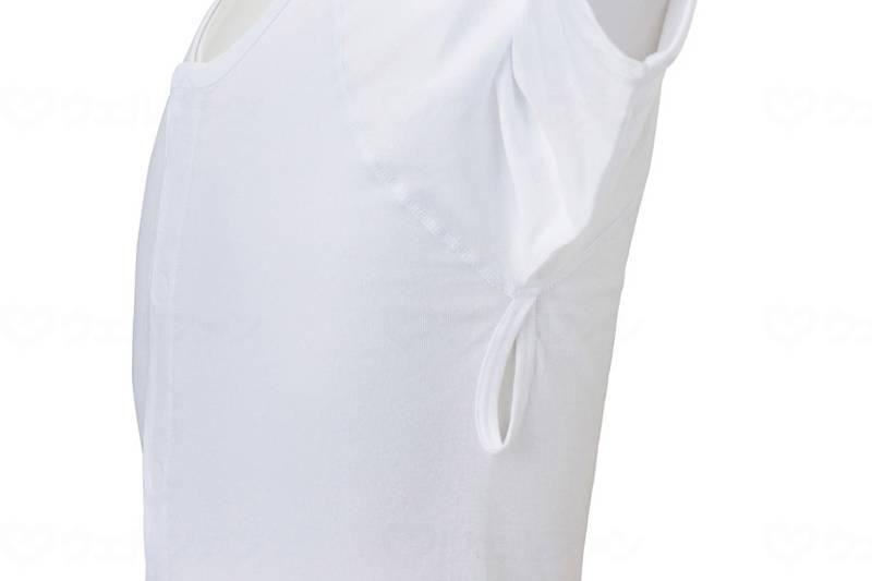 ソフラ肌着ライト男女兼用 七分袖の画像