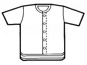 グンゼワンタッチ半袖シャツ LLの画像