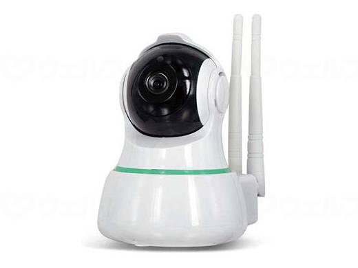 見守りカメラ スマ見え Wi-Fiホームカメラの画像
